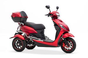 Nipponia Driewielscooter Pride