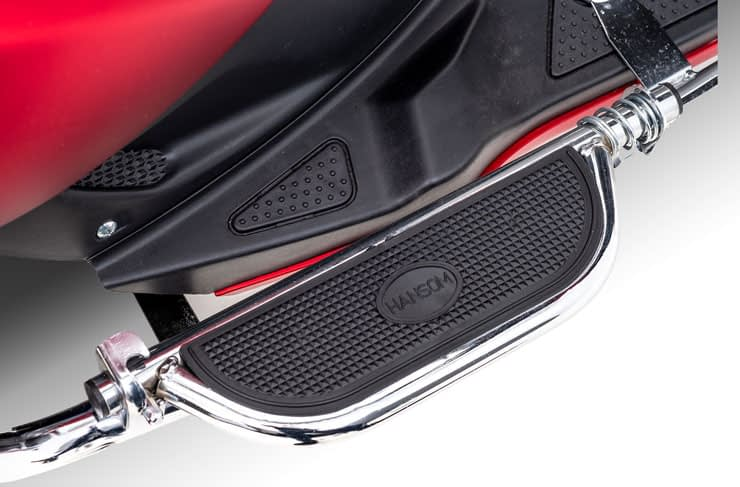Driewielscooter Pride Foot Pedal