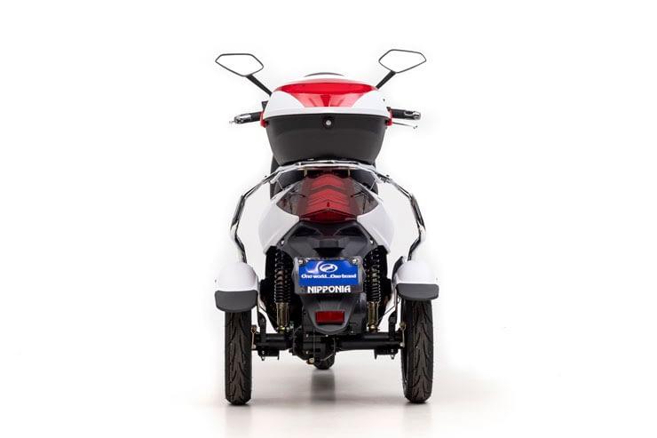Driewielscooter Pride Rear