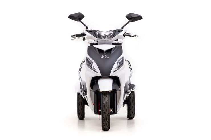 Driewielscooter Pride Front