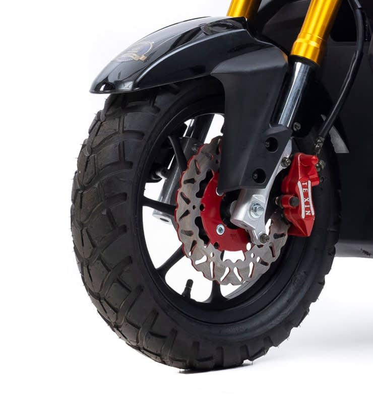 Driewielscooter Trimo Disc Brake Front