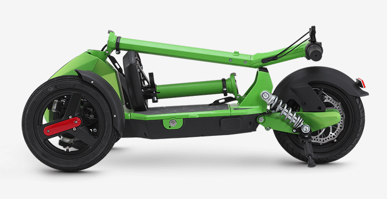 Doohan iLark electric scooter
