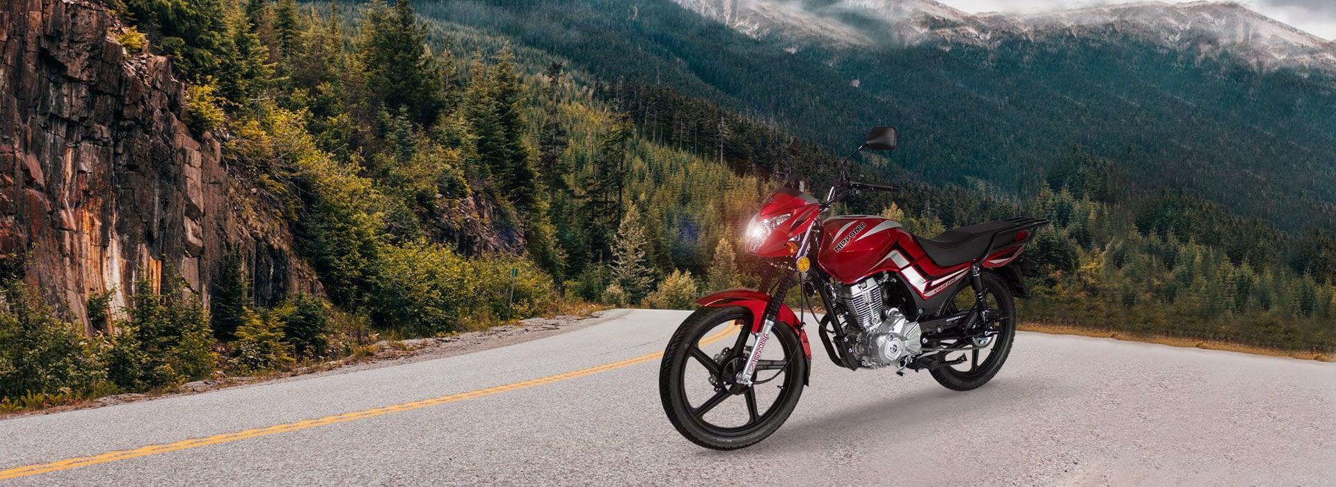 Nipponia CGR 200 Motocicletas