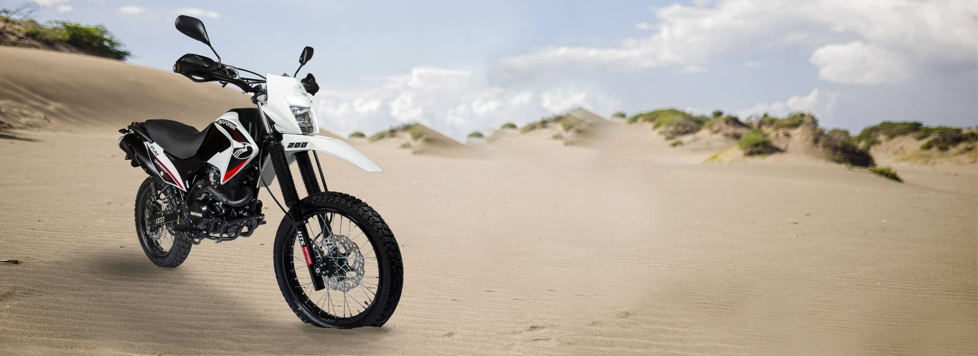 Nipponia Atlas 200 Motocicletas