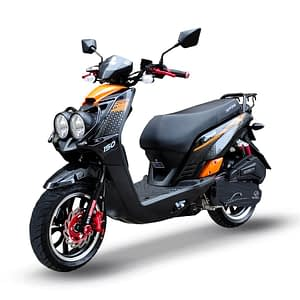 Nipponia BWs 150 Scooters