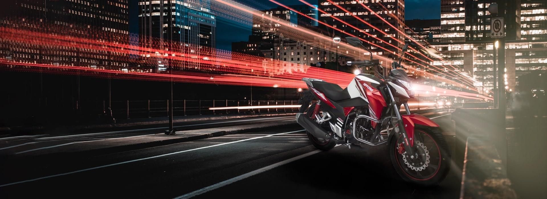 Nipponia Orizon 200 Motocicletas