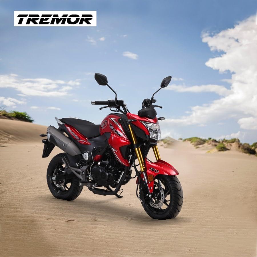 Nipponia Tremor Motocicletas
